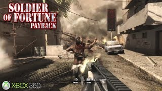 Soldier of Fortune: Payback - Xbox 360 / Ps3 Gameplay (2007)
