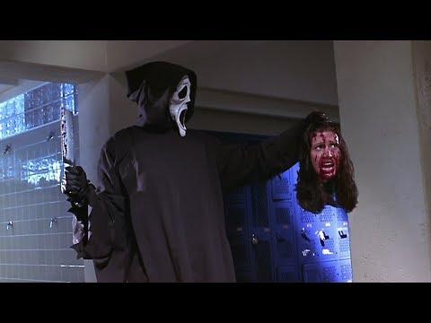 Изображаешь маньяка-убийцу ?  Очень страшное кино ( Scary Movie )