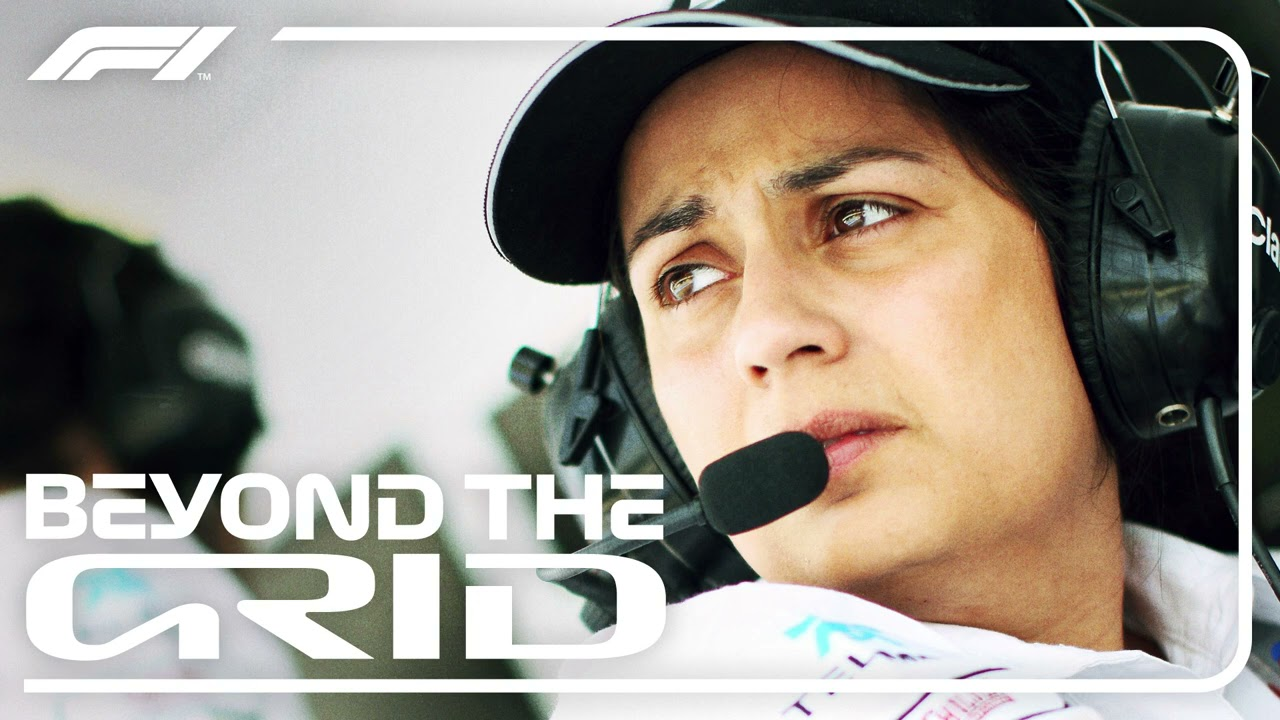 Monisha Kaltenborn's Trailblazing F1 Journey   Beyond The Grid   Official F1 Podcast