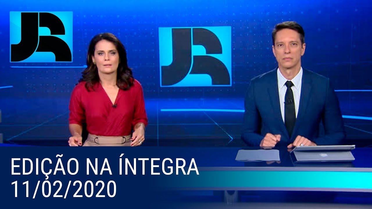 Download Assista à íntegra do Jornal da Record | 11/02/2020