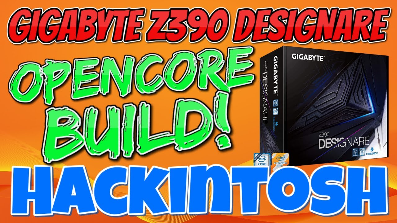 GIGABYTE Z390 DESIGNARE i9-9900K Dual Boot HACKINTOSH BUILD | Complete Guide! Latest Updates!