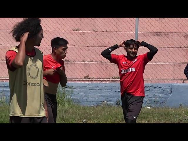 Once Deportivo vs FAS | Ultima sesión de preparación | Fútbol recreativo
