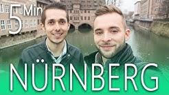 Nürnberg in 5 Minuten 👍🙂 Entdecke die Stadt Nürnberg