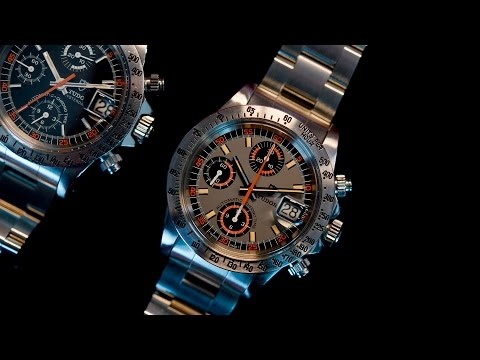 Talking Watches With John Goldberger