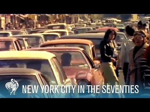 New York City (1970-1979) | British Pathé