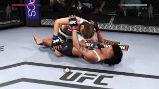 UFC 2  Bella Bellz Got Hands nasty KO!!!!!