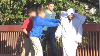 Muslim Bullying Social Experiment (Arab Racism Social Experiment)