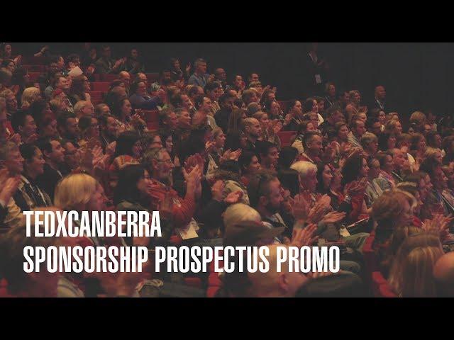 TEDx2018 Sponsorship Prospectus Promo Final