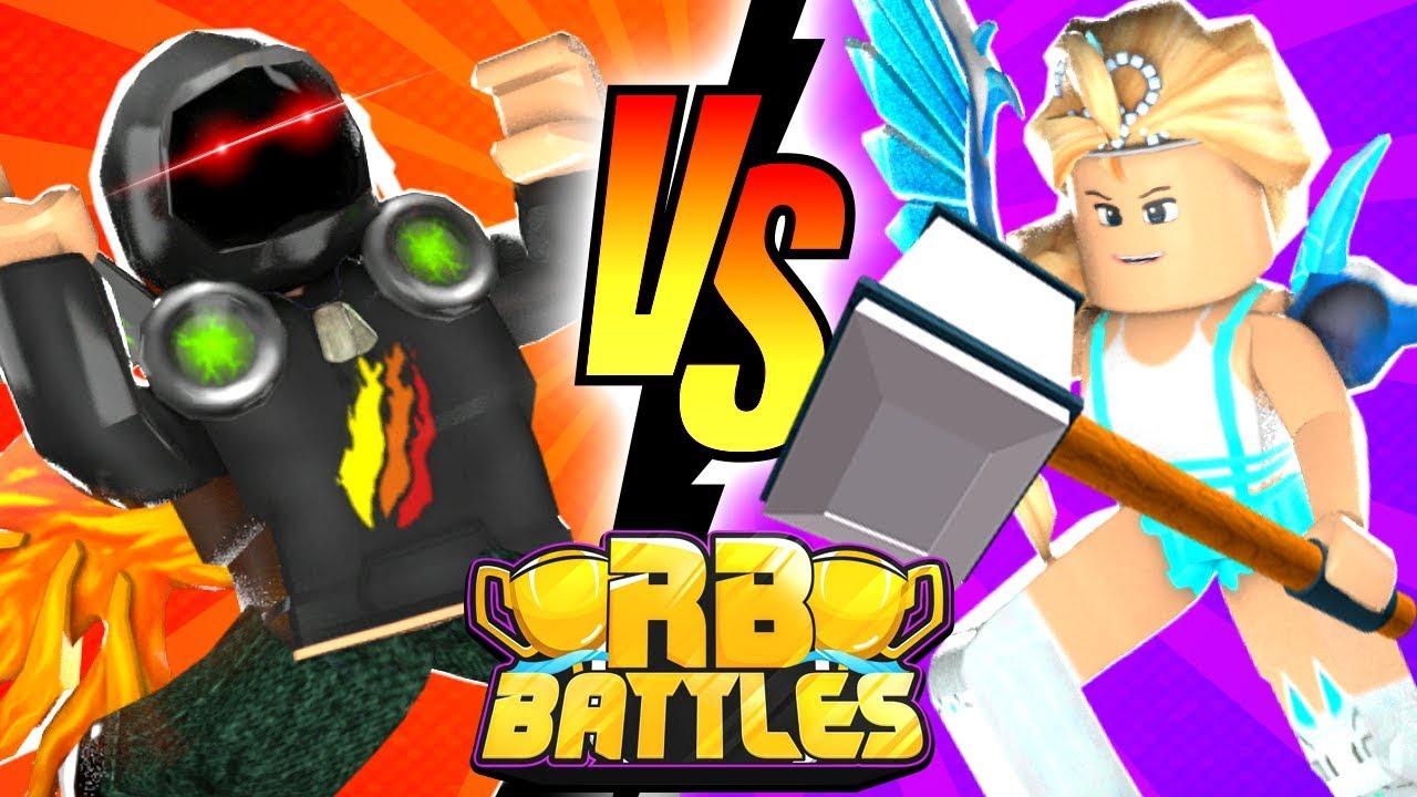 Prestonplayz Vs Briannaplayz Rb Battles Championship For 1
