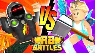 PRESTONPLAYZ vs BRIANNAPLAYZ - RB Battles Championship For 1 Million Robux! (Roblox)