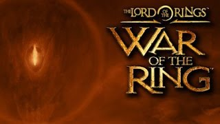 Lord of the Rings: War of the Ring - Evil Walkthrough Part 1: Mouths of Entwash [Hard]