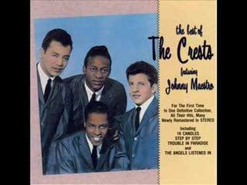 Johnny Maestro & the Crests - Gee (But I'd Give the World)
