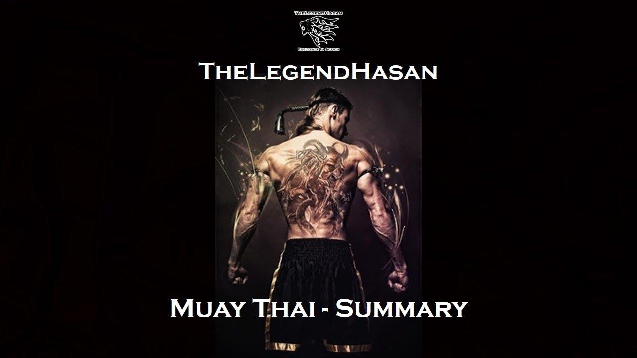 Workout Motivation Wallpaper Hd Muay Thai Summary Full Hd Youtube