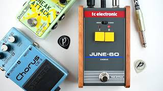 TC Electronic JUNE-60 Chorus (Stereo)