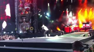 Linkin Park - Papercut/One Step Closer - Download Festival 2014