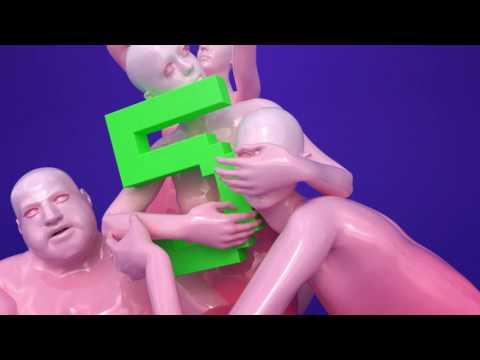 MTV Chart Attack (Singapore Motion Graphics)
