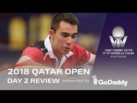 2018 Qatar Open I Day 2 Review presented by GoDaddy