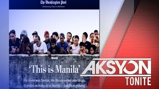 """""""This is Manila"""" ng The Washington Post, inalmahan ng Philippine Embassy sa Amerika"""