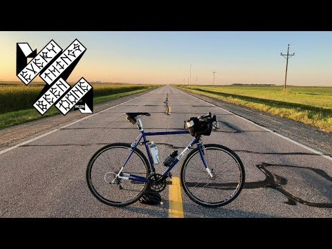 A Century plus: Ambitious road bike ride from Fargo to Grand Forks North Dakota