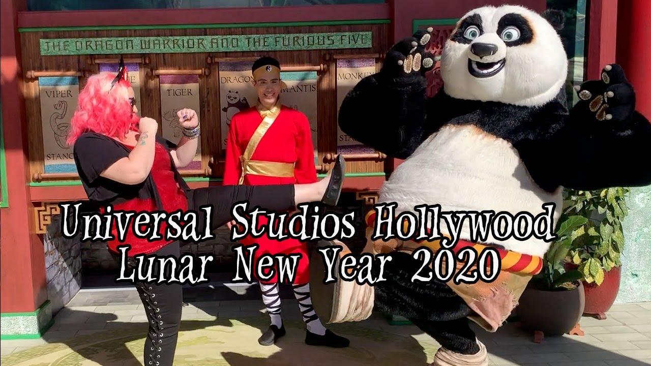 Creepy Quest: Lunar New Year 2020 at Universal Studios Hollywood