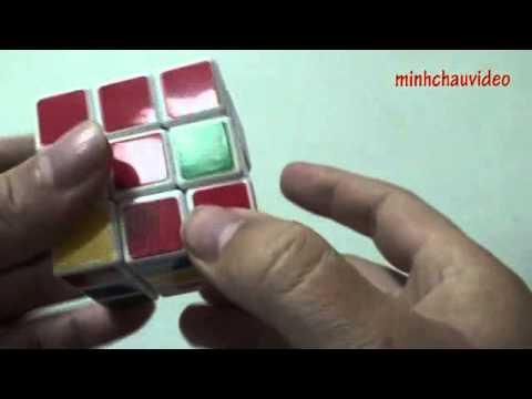 Giải mã khối Rubik