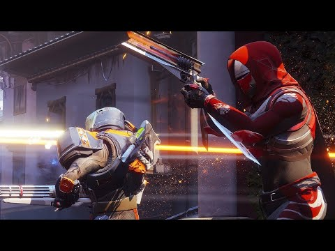 7 Minutes of Destiny 2 PC Crucible Gameplay (4K 60fps)
