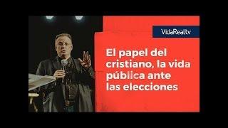 El Papel del Cristiano, la vida pública ante las elecciones. | Ruta 357 | Doctor César Vidal