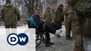 До 30 поранених на добу як рятують українських бійців під Авдіївкою