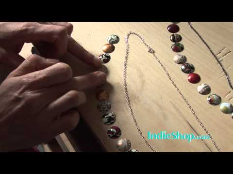 Jewelry -- Upcycled Designs