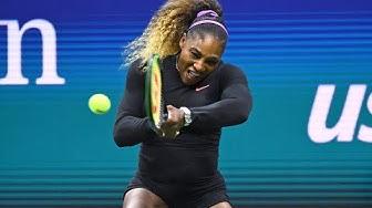 Serena Williams vs Maria Sharapova Extended Highlights   US Open 2019 R1