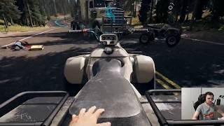 Far Cry 5 КООП by TaeR, Insize [27.03.18] Part 2