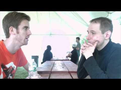 Porc Fest 2014: A Conversation on Space, Time and the Blockchain with Blake Anderson and Chris Ellis