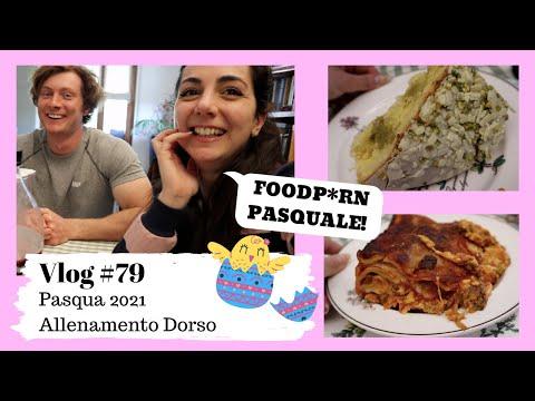 PASQUA FOODPORN *Tanto PISTACCHIO* + Allenamento Dorso || Vlog #79