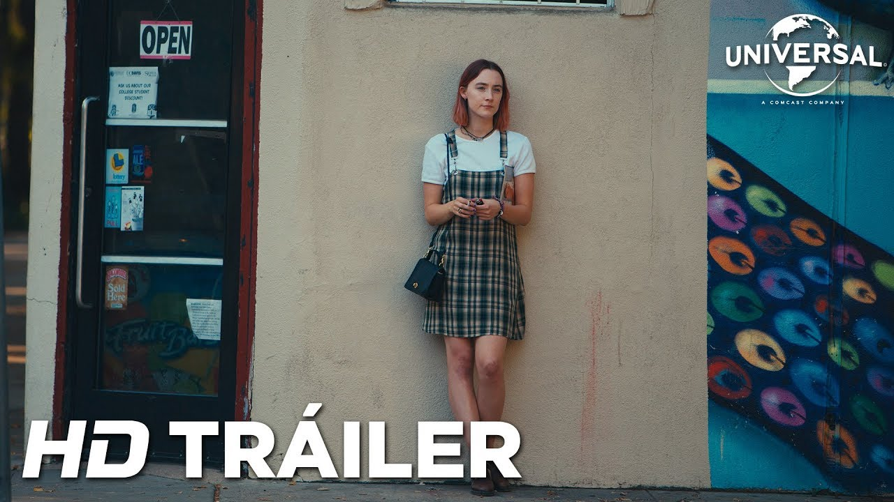 LADY BIRD - Tráiler  (Universal Pictures) - HD