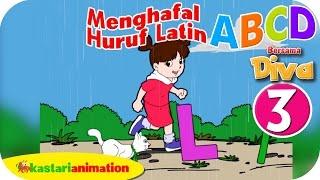 Video Menghafal Huruf Latin ABCD HD - Part 3 | Kastari Animation Official download MP3, 3GP, MP4, WEBM, AVI, FLV November 2018