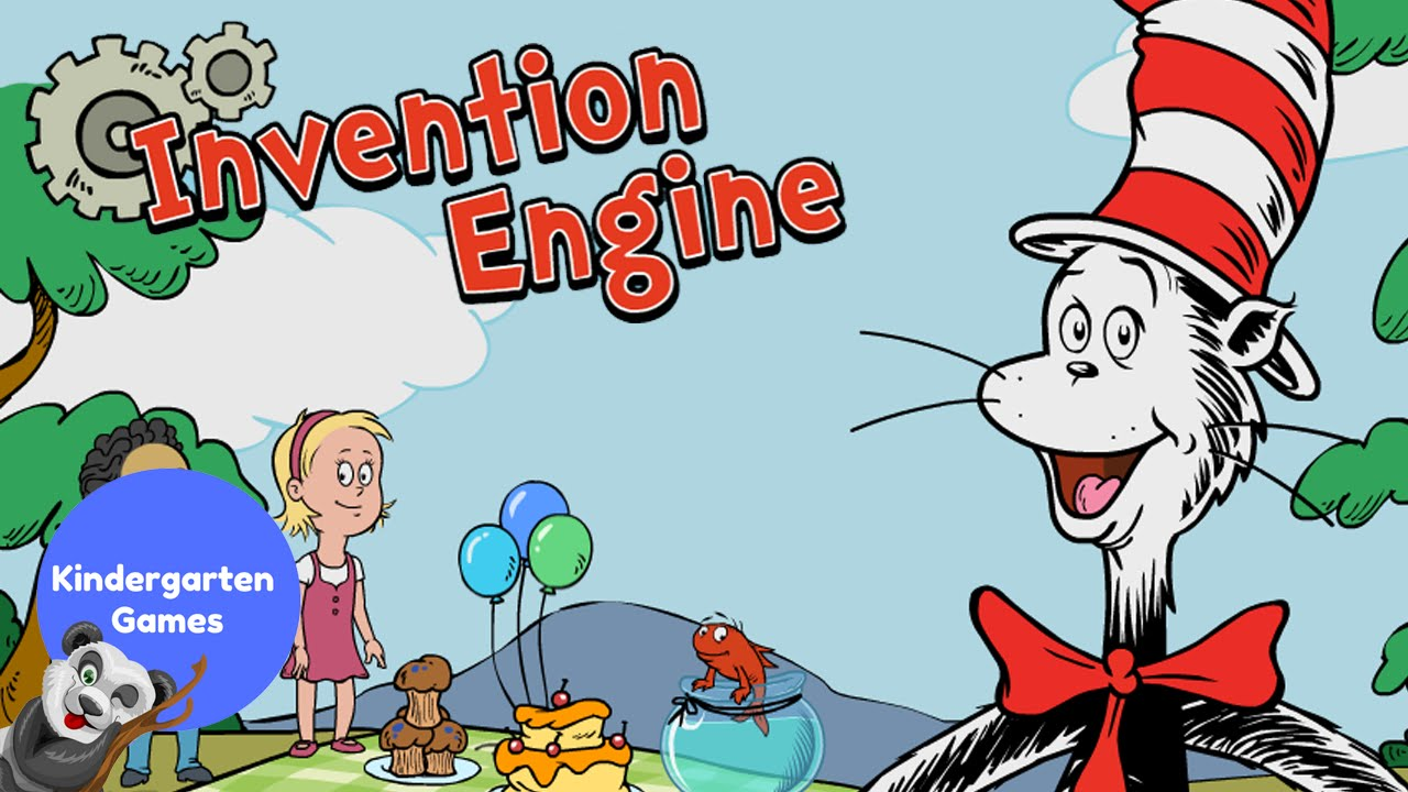 Invention Engine Pbs Kids Cat In The Hat