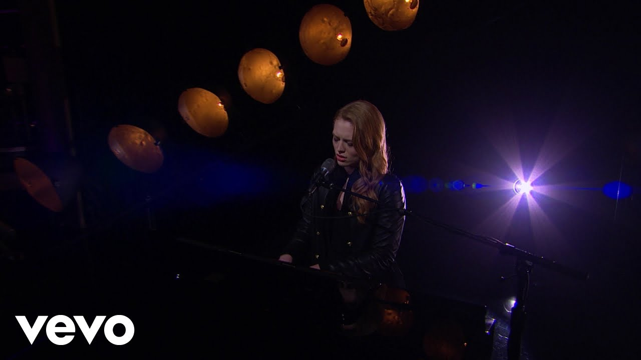Freya Ridings - Lost Without You (Live On The Late Late Show With James Corden) image