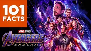 101 Facts About Avengers: Endgame