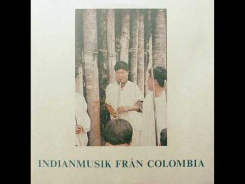 Unknown Artist - Indian Music from Colombia - Indianmusik Från Colombia (1973)