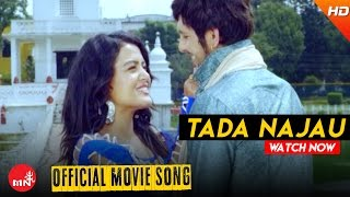 Tada Najau (Official Video) - Rawan  || Nepali Hit Movie Song
