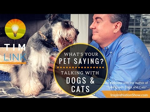 READ YOUR PET'S MIND with Animal Whisperer, Tim Link, 2015