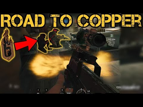 Road to Copper - Rainbow Six Siege