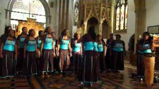 10 - Arundel School Choir - Re A Gae Jerusalem (We are going to Jerusalem).mp4