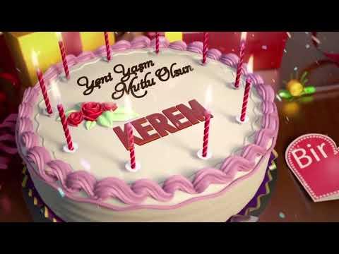 İyi ki doğdun KEREM - İsme Özel Doğum Günü Şarkısı indir