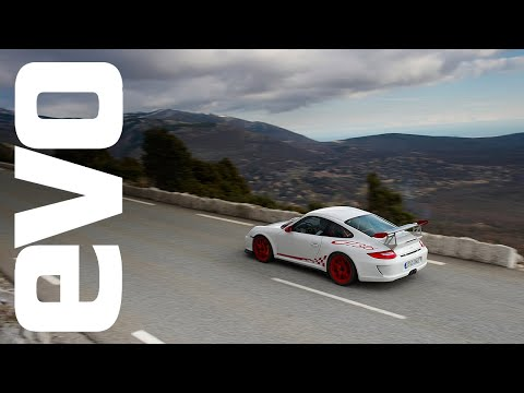 Porsche 911 GT3 RS meets Francois Delecour- evo Magazine