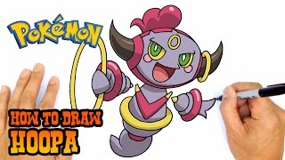 How to Draw Hoopa | Pokemon