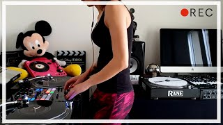 DJ Lady Style -  Mix Hip Hop Part.2