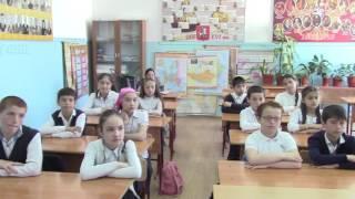 Единый урок в 6В по общереспубликанским предметным школам