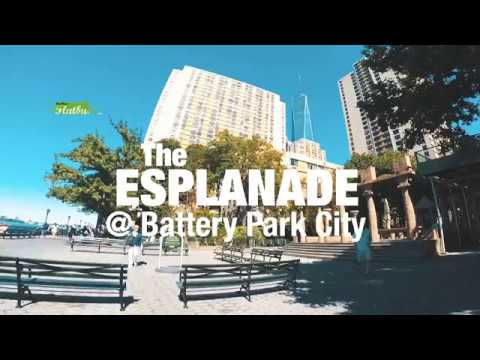 The Esplanade @ Battery Park City
