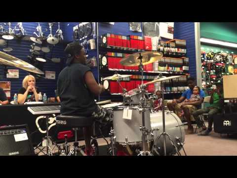 Anthony Burns (Drum Off 2015 Prelim)